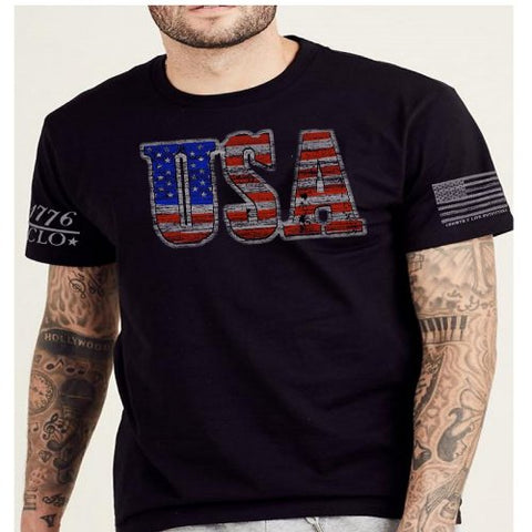 Country Life Outfitters Vintage USA PS-03 Unisex T-Shirt