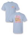 SALE Sassy Frass Porch Swings & Simple Things Girlie Bright T Shirt