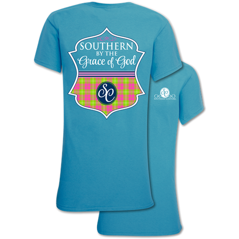 Southern Couture Classic Grace of God T-Shirt