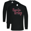 Southern Couture Soft Collection Santa Baby Holiday Long Sleeve T-Shirt