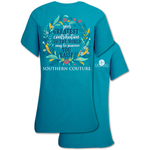 Southern Couture Classic Greatest Contribution Parent T-Shirt