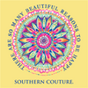 Southern Couture Classic Collection Beautiful Reasons Mandala T-Shirt
