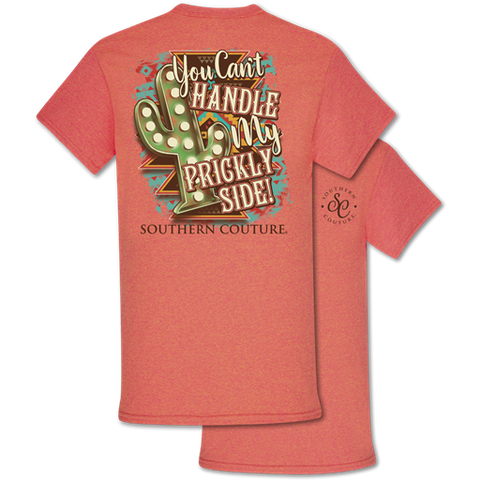 Southern Couture Classic Collection Prickly Side Cactus T-Shirt