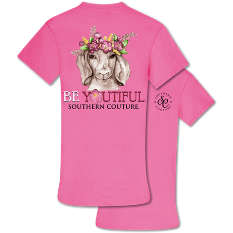 Southern Couture Classic Collection Be Youtiful T-Shirt