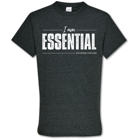Southern Couture Soft Collection I Am Essential T-Shirt