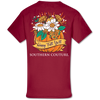 Southern Couture Classic Happy Fall Y'All T-Shirt