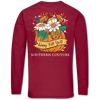 Southern Couture Classic Happy Fall Y'All Long Sleeve T-Shirt