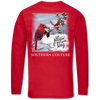 Southern Couture Classic Heaven & Nature Holiday Long Sleeve T-Shirt