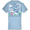 Southern Couture Classic House That Built Me Church T-Shirt