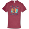 Southern Couture Soft Collection I Love Fall T-Shirt