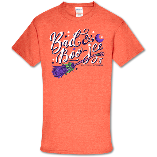 Southern Couture Soft Collection Bad & Boo-jee Fall T-Shirt
