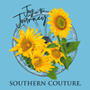 Southern Couture Classic Joy In the Journey Sunflower T-Shirt