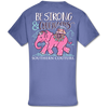 Southern Couture Classic Be Strong Elephant T-Shirt