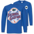 Southern Couture Classic Florida Gators Seersucker Long Sleeve T-Shirt