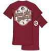 Southern Couture Classic Florida State Seersucker T-Shirt