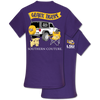 Southern Couture Classic Louisiana LSU Tigers Jeep T-Shirt