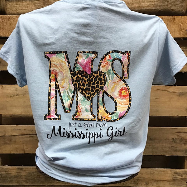 Southern Chics Mississippi State Ms Small Town Girl Heart