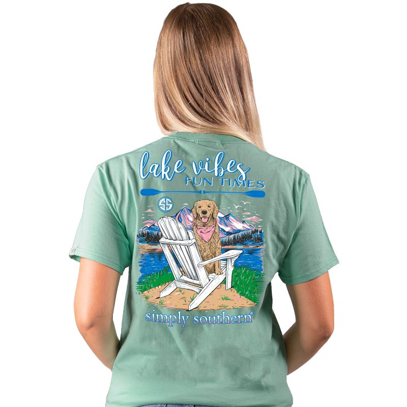 Simply Southern Preppy Lake Vibes Fun Times T-Shirt