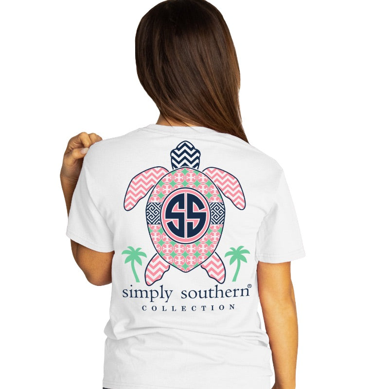 Simply Southern Classic Preppy Original Turtle T-Shirt