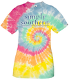 Simply Southern Sun Sand Beach Repeat T-Shirt
