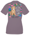 Simply Southern COVID-19 Collection Home And Cuddle Dog T-Shirt