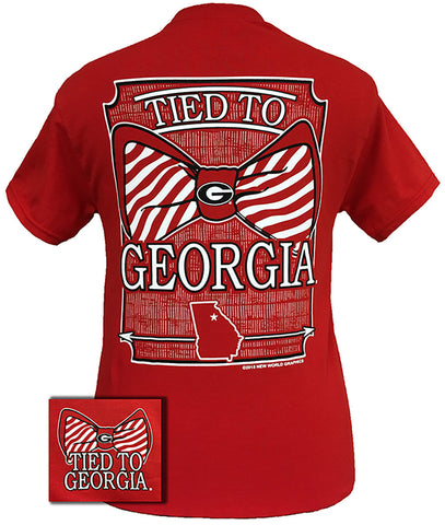 georgia bulldog t shirts new georgia bulldogs tied to georgia big prep bow girlie 8736