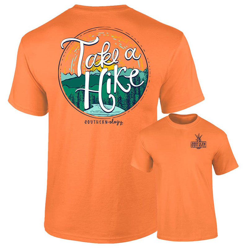 Southernology Take a Hike Comfort Colors T-Shirt