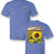 Sassy Frass Preppy His Mercies Sunflower T-Shirt