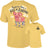 Southernology Happier Than a Pig In Sunshine Comfort Colors T-Shirt