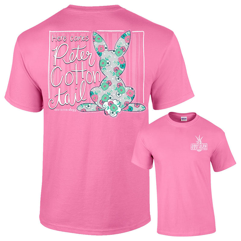 Southernology Peter Cottontail Bunny Easter Classic T-Shirt