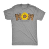 Simply Southern Vintage Leopard Mom Sunflower T-Shirt