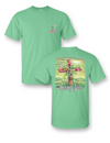 Sassy Frass Amazing Grace Cross Christian Bright Girlie T Shirt
