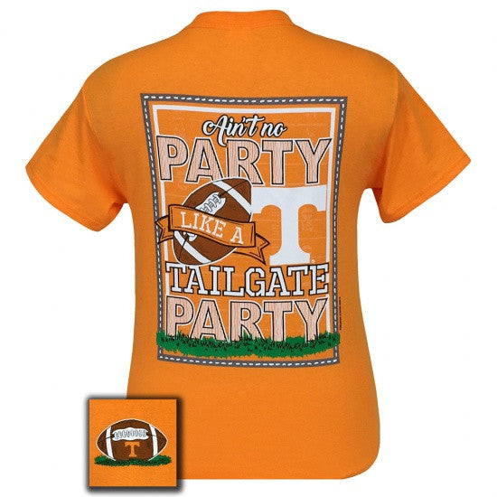 Tennessee Vols Volunteer Knoxville Tailgate Party T-Shirt - SimplyCuteTees