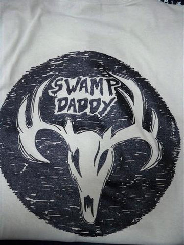 Southern Chaps Funny Swamp Daddy Deer Hunt Country Bright T Shirt