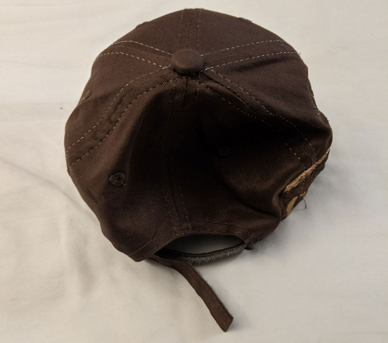 Foro 6 Panel Constructed Full-Fit (Wildlife) Cap