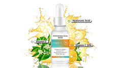 Pure Vitamin C with Hyaluronic Acid Serum