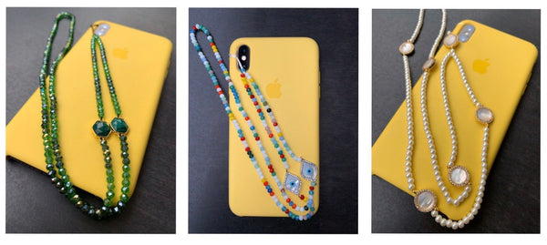 HOT NEWS! PLEASE WELCOME OUR NEW PHONE NECKLACES! | Natkina
