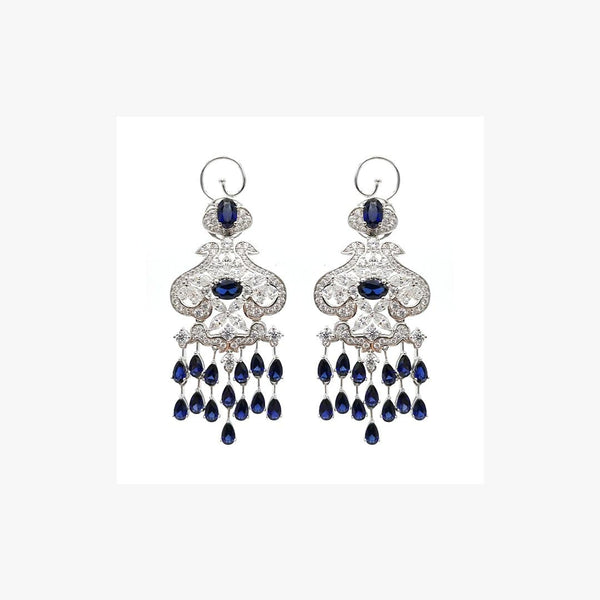 Drop Dangle Stud Royal Earrings