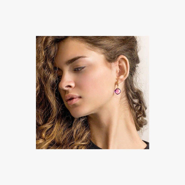 Amethyst Earrings - Natkina
