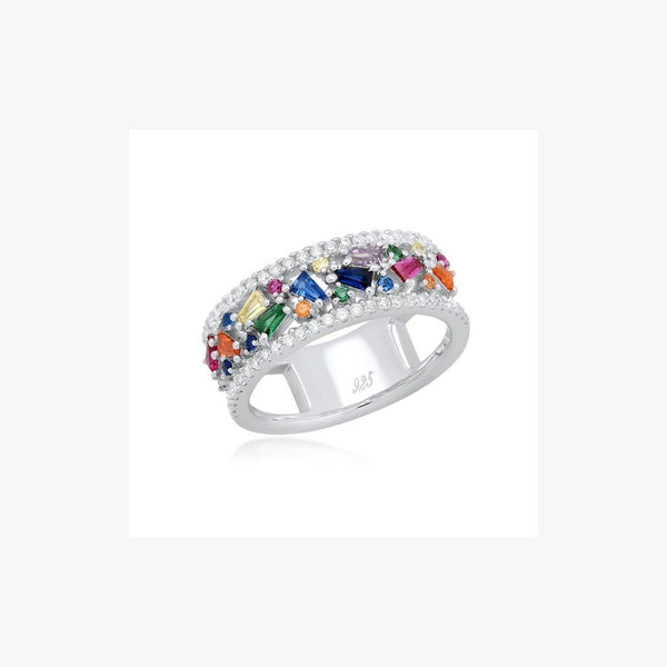 Double Rainbow Ring - Natkina