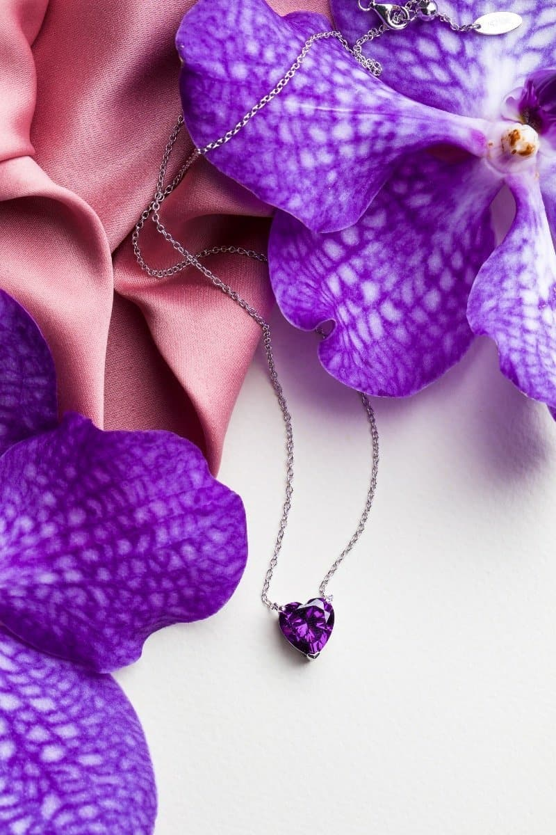 Heart necklace - Natkina