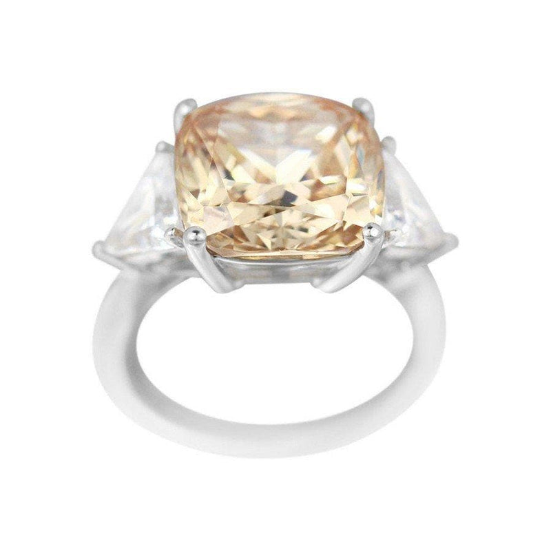 Karolina Big Square ring - Natkina