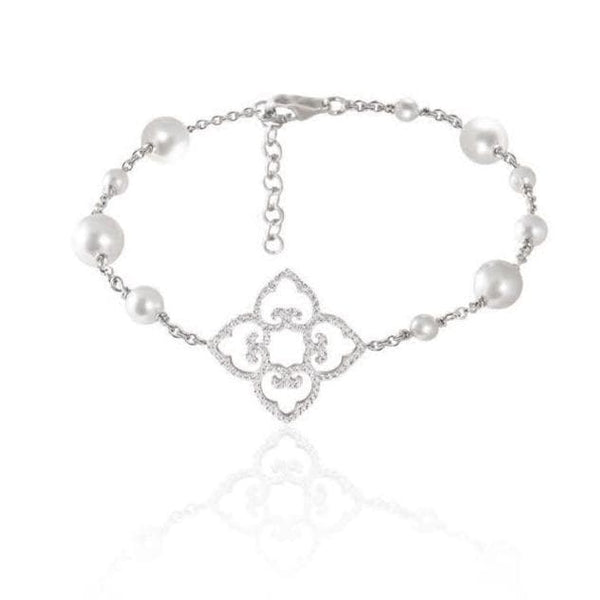 L'AROUSH Bracelet with Pearl - Natkina