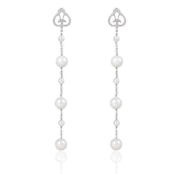 L'AROUSH Peal Earrings - Natkina