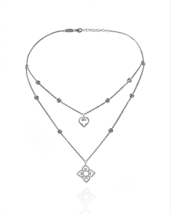 L'AROUSH Special Double Necklace - Natkina