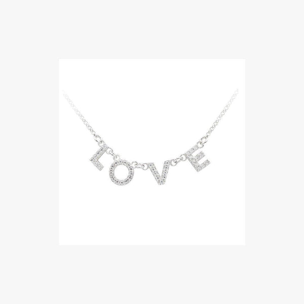 Personalise Your Silver Necklace - Natkina