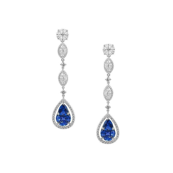 Queen Rania Earrings - Natkina