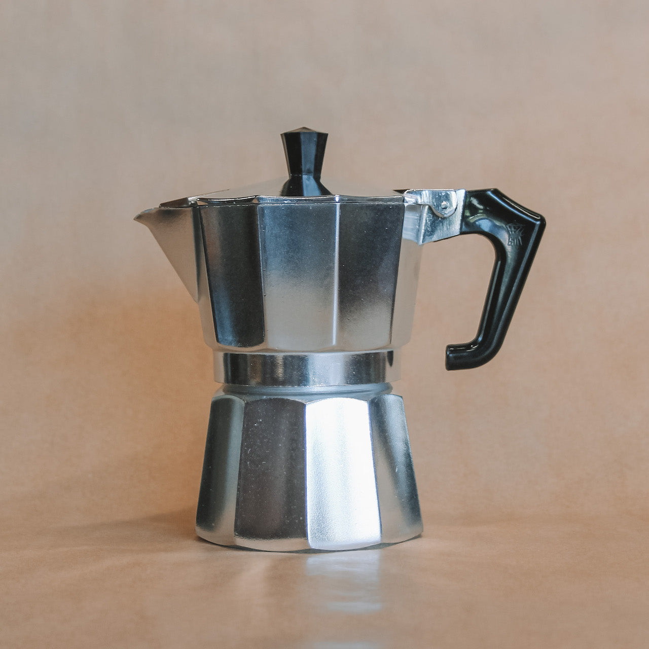 Stove Top / Moka Pot Silver