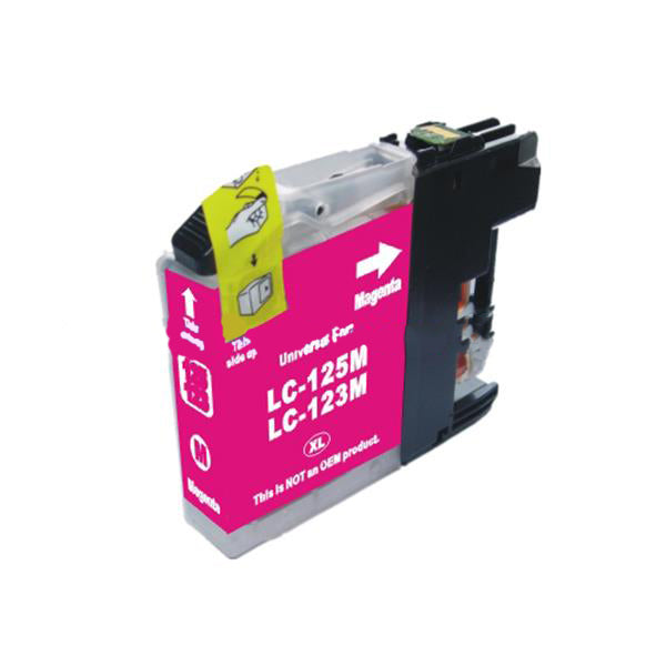 Comp Brother LC123M Inkjet