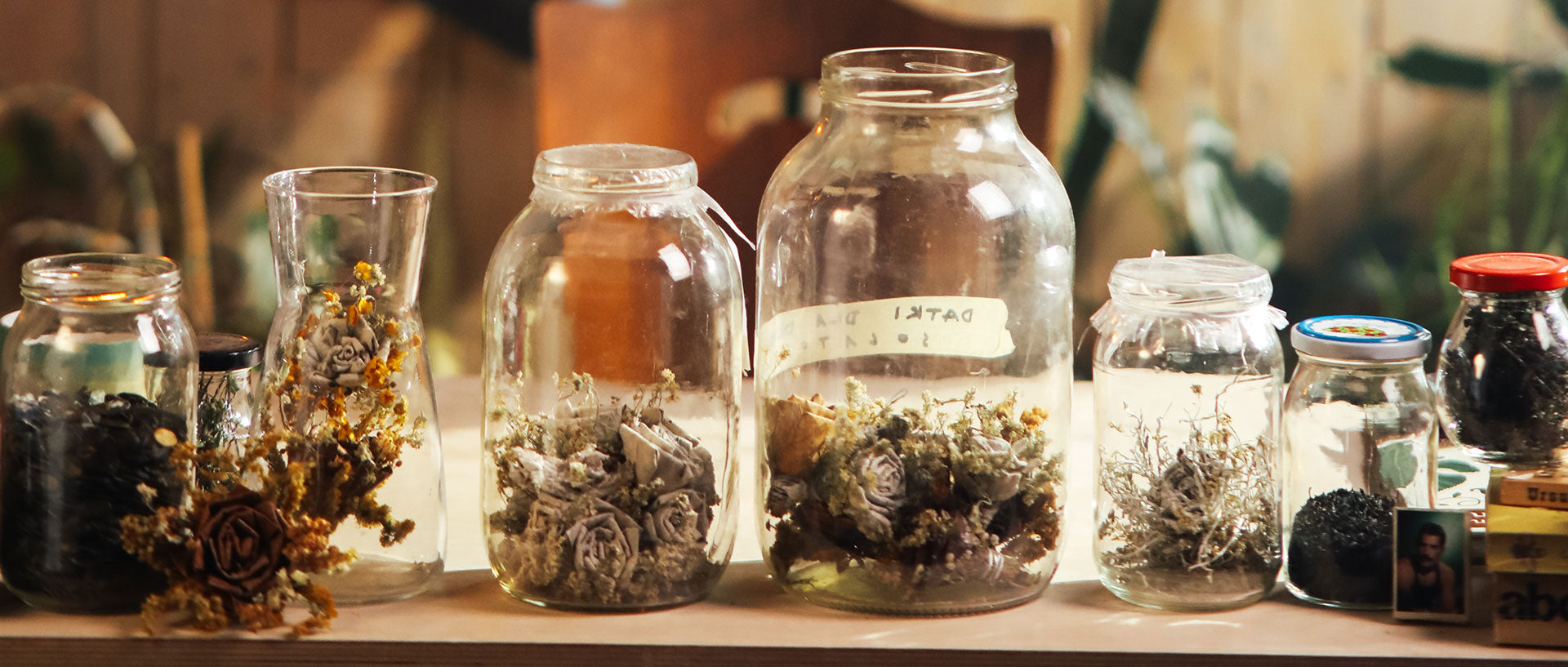 natural flavours - delicious infusions